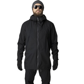 Houdini Leeward Jacket Herre true black